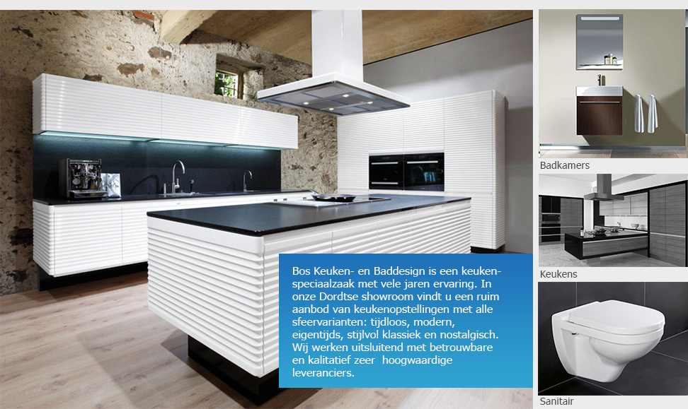 Keuken Design Nieuwegein : Bos keuken en baddesign home